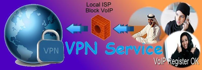 Freecall VPN Service